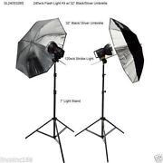 Photo Studio Strobe Lighting