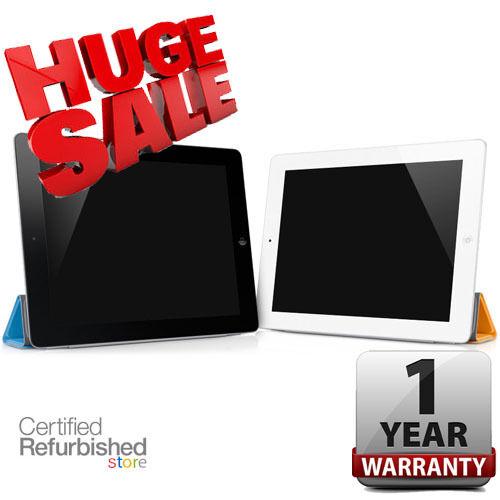 Apple iPad 2 2nd Generation | 16GB 32GB 64GB WiFi Tablet in Black or White