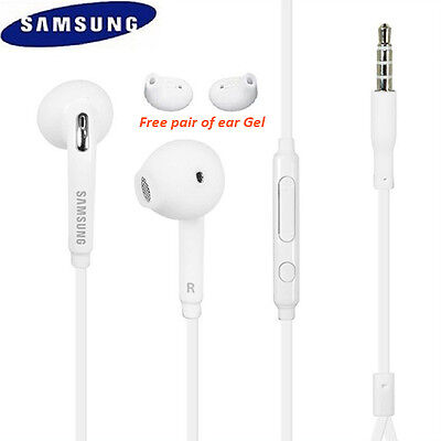 New OEM Headset Earphone Earbud For Samsung Galaxy S5 S6 S7 Edge Note 4 5