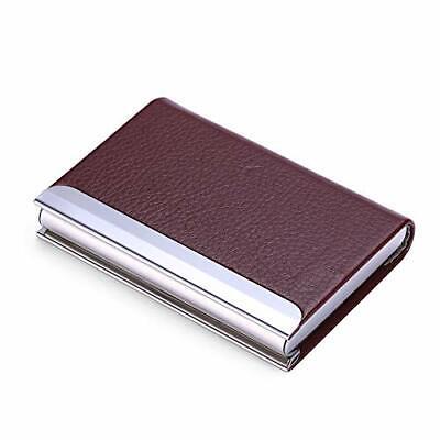 Name Card Holder Stainless Steel Metal Business Card Holder For Men Women Pock