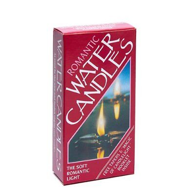 Floating Invisible Romantic Water Candles