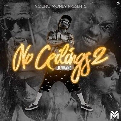 Lil Wayne   No Ceilings 2 Double Disc Mixtape Cd