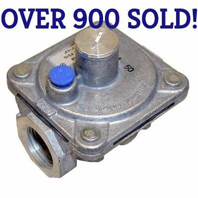 Maxitrol Pressure Rv48l Regulator Natural Gas 34 Npt 12 Psi 3-6 Wc 52-1011