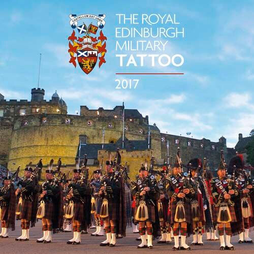 Military tattoo edinburgh 2017 for Scottish military tattoo 2018