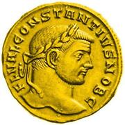 Roman Gold Coin