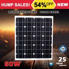 18 V 60 - 79 W Solar Panels