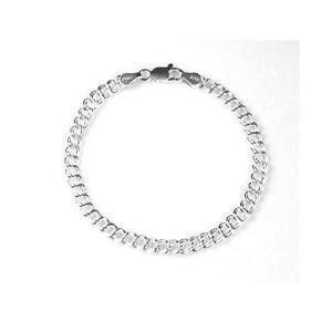 925 Sterling Silver Link Bracelet