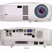 Nec Projector > Big Screen TV At Home > Warranty, From $199 Redcliffe Redcliffe Area Preview