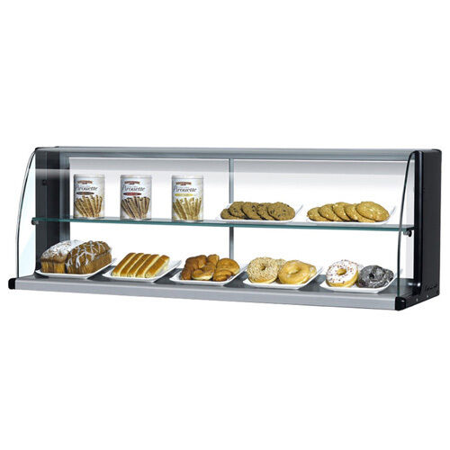 Turbo Air Tomd-75hb Open Display Merchandiser 75-inch L Non Ref. Top Case-high,
