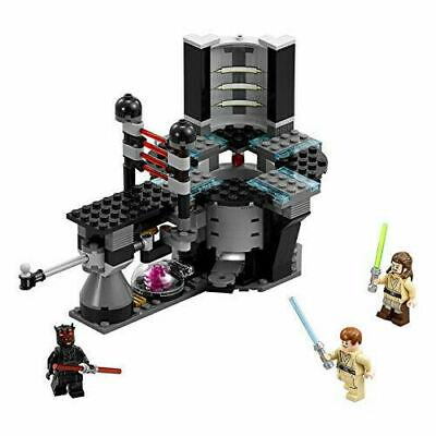 LEGO 75169 STAR WARS Duel On Naboo Darth Maul Obi Wan Kenobi Qui Gon Jinn