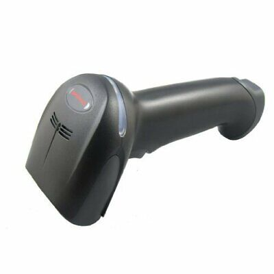 Honeywell 1900g-hd High Density 2d Barcode Scanner With Usb Cable Black Color