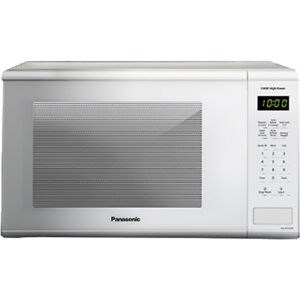 Microwave Panasonic used for popcorn only