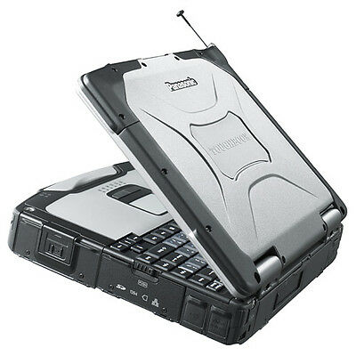 PANASONIC TOUGHBOOK  CF-30LAPTOP RUGGED 3G Built 4GB RAM 128GB SSD HardDrive