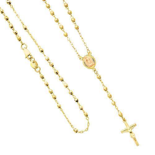 Rosary Ring From Italy