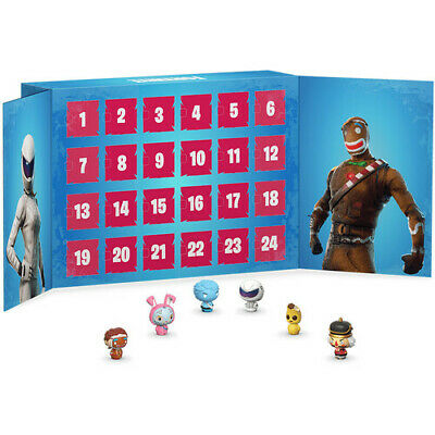 Fortnite - Limited Edition Pint Size Heroes Advent Calendar (with 24 Figures)