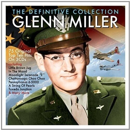 Glenn Miller - Definitive Collection [new Cd] Uk - Import