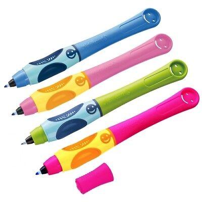 Pelikan griffix 3 Tintenschreiber Rechtshänder blau/pink/grün Schreiblernstift