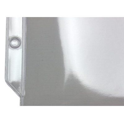 New 11 X 17 3-hole Punched Heavy Duty Sheet Protectors - Free Shipping
