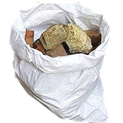 Woven Polypropylene Rubble Builder Sacks Bags 22 x 30