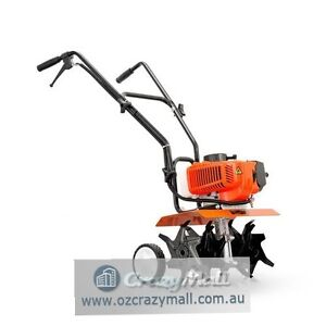 65CC Petrol Operated Garden Cultivator Rotary with 36 Tines Melbourne CBD Melbourne City Preview