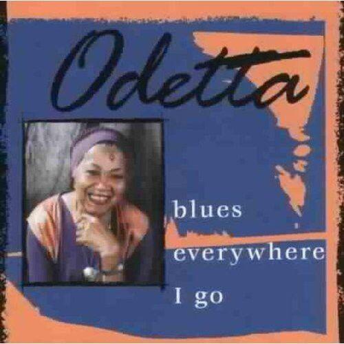 Odetta - Blues Everywhere I Go [New CD]
