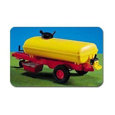 Playmobil Geobra 7301 Farm Water Trailer New in Box