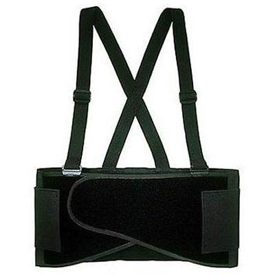 Heavy Duty Weight Lift Lumbar Lower Back Waist Support Belt Brace Suspender Work Lower Back Brace Support