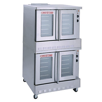 Blodgett Electric Convection Oven Double Stack 208v 3 Phase Sho-e