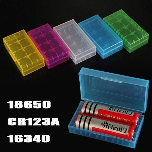 18650 Battery Case Ebay