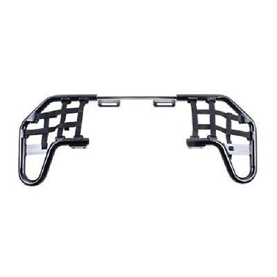 Tusk Nerf Bars Black W  Blk Nets Yamaha Raptor 700 700R 2006 2018 Guards Rack