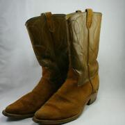 Mens Pull on Boots