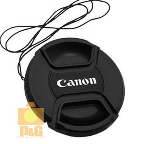 NEW CANON LENS CAP LC-58 / FOR 58mm LENS / FRONT LENS CAP