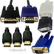 Dvi-d to VGA Cable