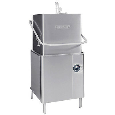 Hobart Am15-1 Single Rack Dishwasher - High Temperature 3 Phase