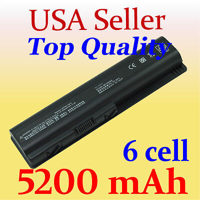 New Laptop Battery for HP Pavilion DV4 DV5 DV5T DV6 G50 G60 G70 HDX16 on Rummage