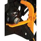 Orange Motorcycle Batwing Fairings