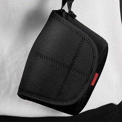 MATIN Neoprene Soft Body Case Pouch Bag (M/BK) fof DSLR SLR RF Mirrorless Camera