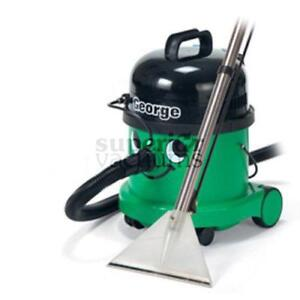 Numatic Canister Vacuum, George Extractor & Wet/Dry