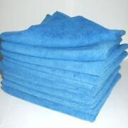 Microfibre Cloths Lint Free
