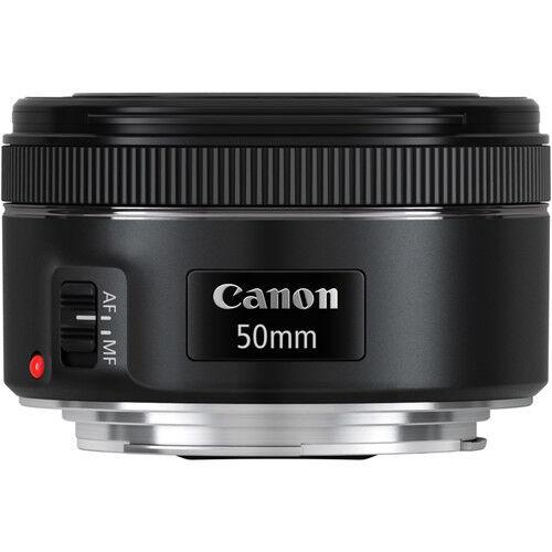 Canon EF 50mm f/1.8 STM Lens For Canon DSLR Cameras - BRAND NEW