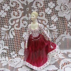 FIONA VINTAGE ROYAL DOULTON FIGURINE HN2694 RETIRED 1973 Pretty