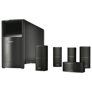 Bose Acoustimass 10 Series V 5.1 Speaker System new in the box