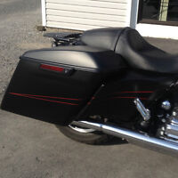 2014-2015 STRETCHED SIDE COVERS EXTENDED HARLEY DAVIDSON