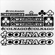 Colnago Stickers