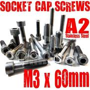 3mm Stainless Steel Screws