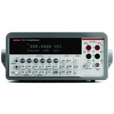 Keithley 2100120 6 12-digit Multimeter Wusb 120v Line Input
