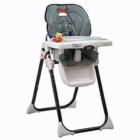 Fisher Price Healthy Care Highchair and Tray Fisherprice Baby Child Kid Children