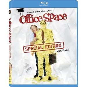 Office Space (blu-ray)