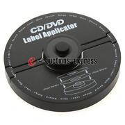 CD Label Applicator