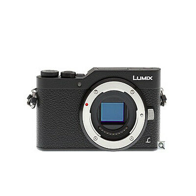 Panasonic Lumix DC-GX850 Micro 4/3 Mirrorless Camera - Black